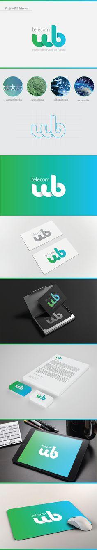 O projeto consiste no desenvolvimento da marca, identidade visual e brandbook para empresa WB telecom, especializada em tecnologias envolvendo fibra óptica. O trabalho foi realizado durante o segundo semestre de 2016, durante o período como designer freel…