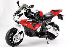 BMW S 1000 RR Original Lizensiert Motorrad für Kinder