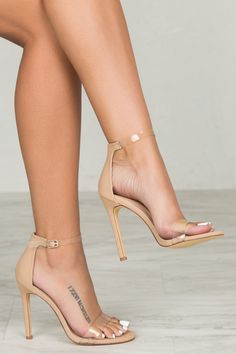Cosmo Single Sole Heel