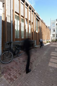 Elandshof 6 houses cpo / Bastiaan Jongerius Architecten