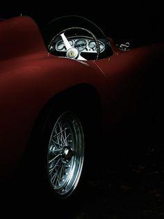 1958 Ferrari Testa Rossa photographed for Bonhams Auctioneers