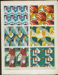 Another nice collection from teh NYPL Digital Gallery: Kaleidoscope : ornements abstraits : quatre-vingt-sept motifs en vingt planches / composés par Ad. et M. P. Verneuil,