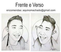 AQUINO: Frente e Verso / Front and Back