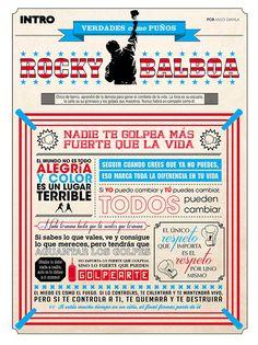 10 verdades como puños, por Rocky Balboa