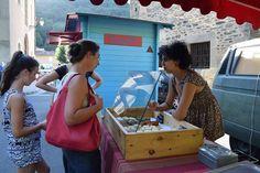 Les fromages de la ferme de Craviola à Minerve