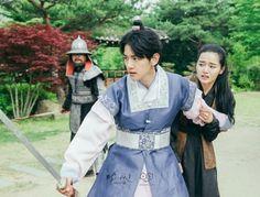 ❤scarlet heart of Baekhyun Baekhyun Scarlet Heart, Scarlet Heart Ryeo, K Pop, Z Hera, Moon Lovers Drama, Kang Haneul, Hong Jong Hyun, Nam Joohyuk, Wang So