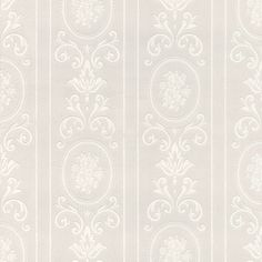 Cameo Stripe Wallpaper, , large