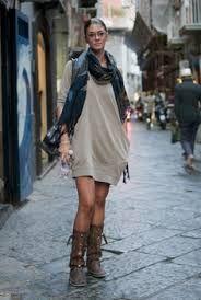 chic street style -italian