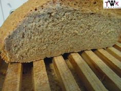 The Wild Kitchen: World Bread Day - Pão de Centeio