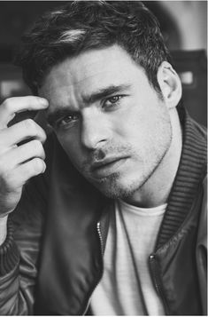 """""""Richard Madden photographed by Matt Holyoak for The Jackal Magazine """" Richard Madden, Kenneth Branagh, King In The North, Kingsman, Cute Celebrities, Celebs, Dream Guy, Handsome Boys, Actors & Actresses"""