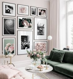 Inspiration wand Inspiration for your picture wall - Posterstore.de How An Adopted Person Can Find T Room Decor Bedroom, Living Room Decor, Living Room Designs, Gallery Wall Layout, Gallery Walls, Gallery Wall Art, Gallery Wall Frames, Black And White Posters, Black And White Picture Wall