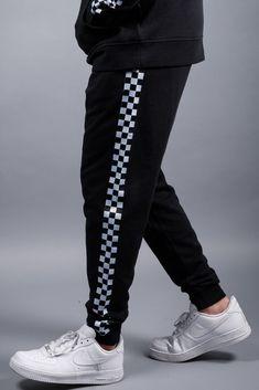 07cde23482256 10 Best Black Joggers images   Men's clothing, Man fashion, Clothes