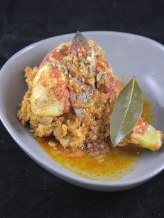 Recette Cuisses de poulet en papillote