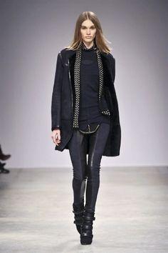 Isabel Marant Heels Model Show 2013-03