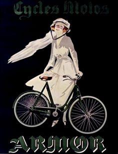 Cycles motos Armor, 1912.