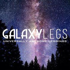 GalaxyLeggings = Universally Awesome #Leggings!