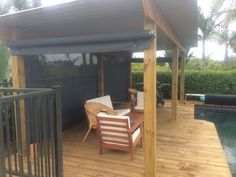 Kerikeri Canvas & Shades have been Northland's leading supplier of marine canvas, blinds and canvas and shade products for more than 10 years Roller Blinds, Outdoor Furniture, Outdoor Decor, Sun Lounger, Shades, Exterior, Canvas, Home Decor, Tela