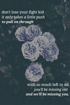 This is my favorite song because I once had a time in my life where I felt worthless and not needed in this world. This song reminded me that I would be missing out, and people would be missing me. (Missing you - All Time Low)