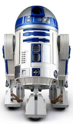 R2-D2 (unintelligible beeps, boops, whirring noises)