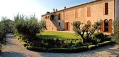 Borgo Storico Seghetti Panichi #italy #lemarche
