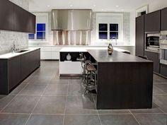 Modern Kitchen Floors property brother kitchen rehabs - google grey floors | rehab