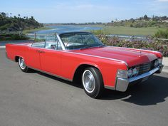1965 Lincoln Continental 4 DR Convertible