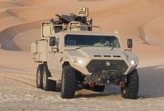 Denel Mechatronics | Denel Vehicle Systems. Tactical remote turret (TRT). Military Gear, Military Equipment, Army Vehicles, Armored Vehicles, Army Tech, Zombie Survival Gear, South African Air Force, Armored Truck, Modern Warfare