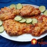 Tarja Ha ezt a húst megkóstolod, nem fogsz többet bajlódni a panírozással Pork Recipes, Cooking Recipes, Healthy Recipes, Eastern European Recipes, Hiking Food, Czech Recipes, Hungarian Recipes, Pork Dishes, Yum Yum Chicken