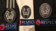 Real Madrid #UCL