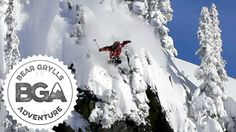 A DAREDEVIL skier takes a giant leap of faith - and makes a crash landing. Cam McDermid, 23, was skiing off piste in the backcountry of Revelstoke Resort, British Columbia, when he decided to make a dangerous 60ft jump. But the New Zealander said he mis-judged the drop and found himself buried - completely paralysed by the heavy snow and unable to breath.The professional skier, who did not sustain any serious injuries, said he was grateful that his production crew were close by to rescue…