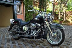 HD Softail Deluxe 2008