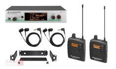 SENNHEISER EW 300-2 IEM G3-A Bezdrôtový odposluchový systém