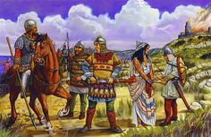 A Coalition of Eastern Roman and papal forces, along with the Lombard princes of Salerno, Capua and Benevento, and the dukes of Naples and Gaeta, destroy the Muslim stronghold at the Garigliano River Mouth near Capua, 915