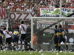 2012 - Gol de Ponzio (River 2 - Boca 2)