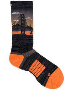 Strideline San Francisco City Socks | #strideline socks @Strideline Socks