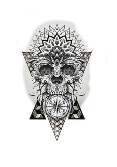 Tattoo (notitle) Family Vegetation And Pests Family vegetation are used so as to add magnificence to Geometric Tattoo Color, Geometric Tattoo Forearm, Geometric Tattoo Nature, Tattoos Geometric, Sacred Geometry Tattoo, Tattoo Abstract, Geometric Tattoo Sleeve Designs, Mandala Tattoo Design, Mandala Tattoo Mann