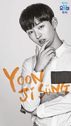 CF Yohi x Wanna One #Wallpaper #Jisung
