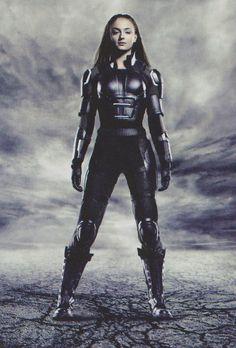 Jean Grey - Novos pôsteres individuais dos personagens do novo filme! - Universo X-Men