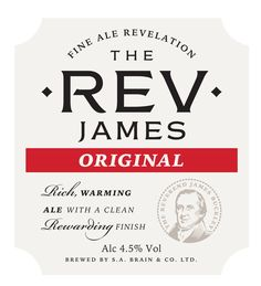 The Rev. James | S.A. Brain & Co Ltd.