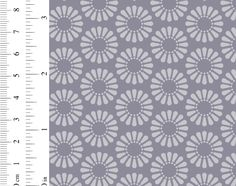 Ginger Lily Studio Lake House: AS0089 cw 03 Stippling, Daisy, Delicate, African, Studio, Fabric, Pattern, House, Collection