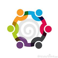 People logo. Social network
