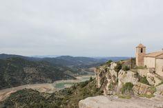 Mirador de Siurana. Le Mirador de Siurana est un endroit magnifique qui vaut le détour Espagne Siurana