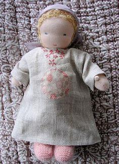JardarMama - waldorf doll