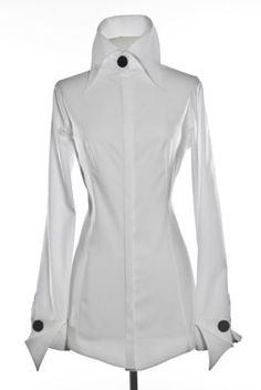 Anne Fontaine Blouses - Bing Images or I never met a white blouse I didn't love