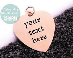 Personalized Charms, Charmed