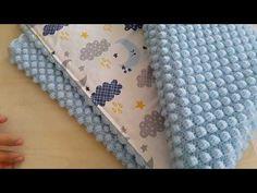 Bubble Bobble, Bubble Blanket, Baby Knitting Patterns, Knitting Designs, Crochet Patterns, Diy Crochet Cardigan, Baby Blanket Crochet, Softies, Handgemachtes Baby