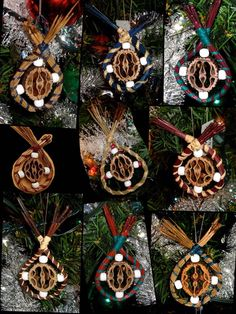 Pine Needle Baskets by Kris Blodget Pine Needle Crafts, Pine Cone Crafts, Christmas Ornament Crafts, Holiday Crafts, Native American Baskets, Pine Needle Baskets, Basket Crafts, Arts And Crafts, Diy Crafts