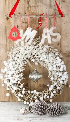 X+MAS+Buchstaben+aus+Holz+Fensterdeko+/+Türdeko+von+doppelidee+auf+DaWanda.com