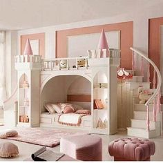 princess dream room