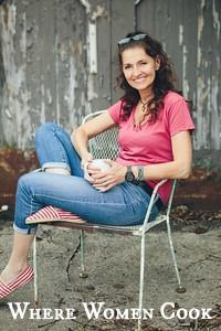 Gina Weathersby Where Women Cook Sept/Oct/Nov 2014 Vol.4 Issue 4